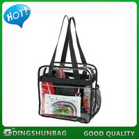 Design latest polyester shopping foldable duffle bag