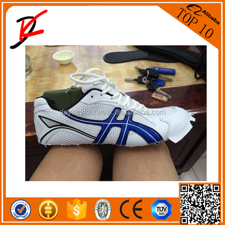 Newest Men Semi-finished Vamp sport shoes technology half finished Shoes Upper for shoes assembly Outsole