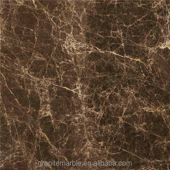 Brown net marble tile for marble floor and skirting with low price