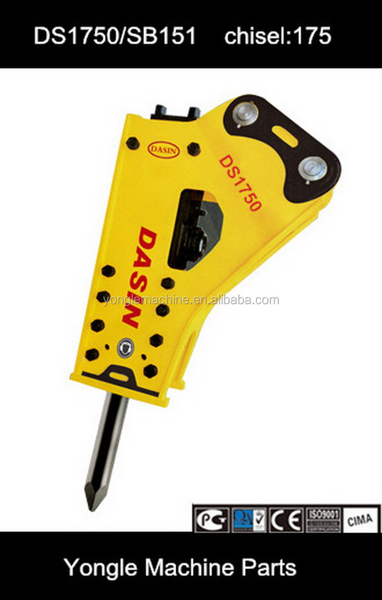 Super quality best selling hydraulic hammer wrench DS1750/SB151