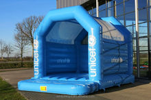 Commercial Inflatabl CUSTOM MADE UNICEF bouncing castle,bouncy castle,jumping castle