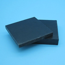 black 1mm ABS Hard Plastic Sheet