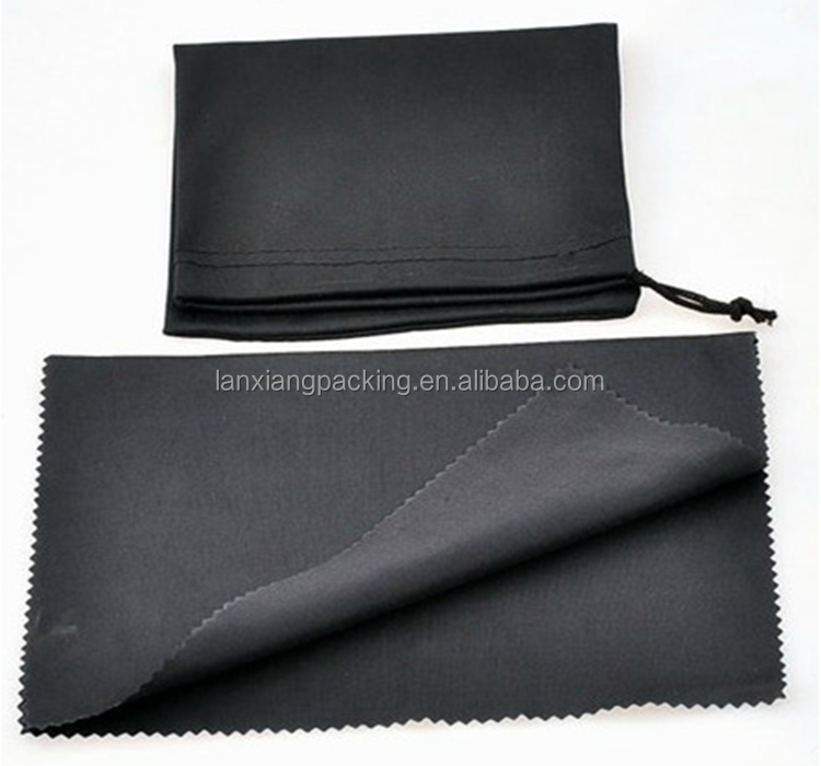 Microfiber Cloth Pouch Promotional,The Bag with Glasses Cloth,Small Bags for Gift