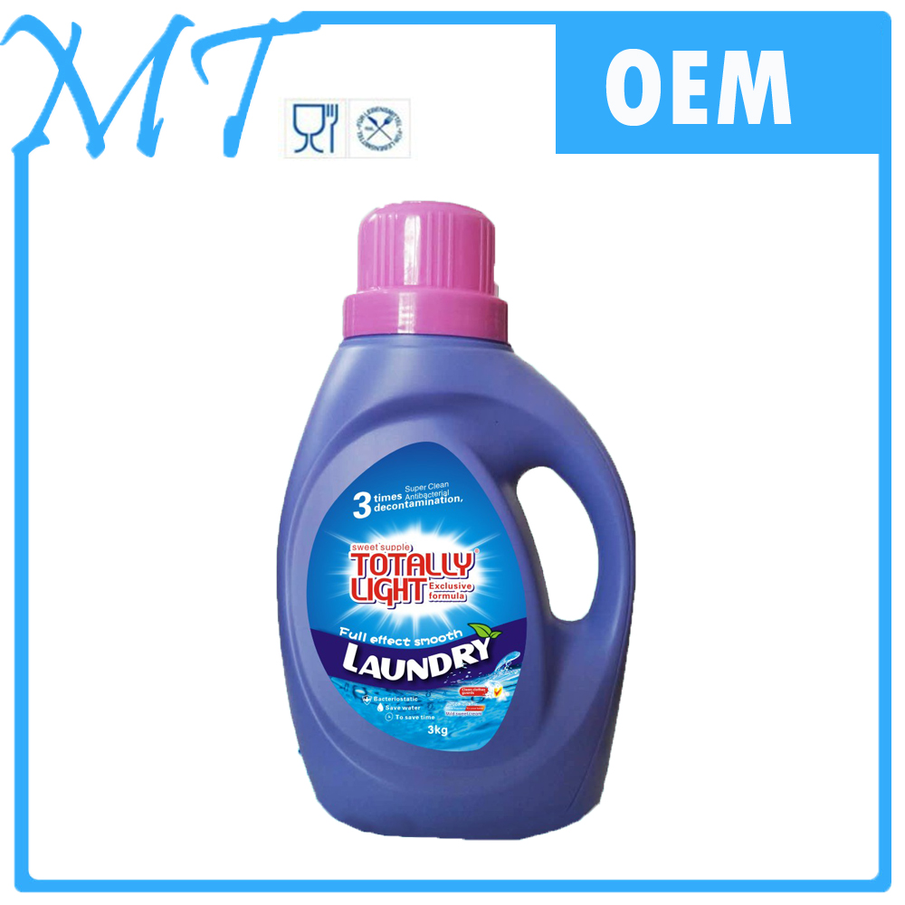 2000 Ml Liquid Laundry Detergent