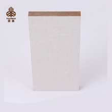 Sublimation Fire Rated Moisture-Proof Raw Mdf Board