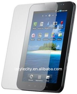 Clear Screen Protector Cover for Samsung Galaxy S Tab