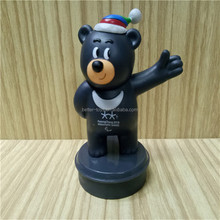 OEM Custom MadeTiger Pvc Animal Toys ,Cheap Small Action Figure Toy,Pvc Custom Articulated Figures