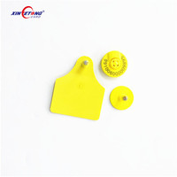 125KHz ISO11784/5, FDX-B Animal Electronic Ear Tag
