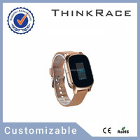 Fashionable locator wrist watch gps with google map Thinkrace micro personal gps tracker PT58