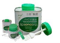 PVC Pipe and Fittings PVC Solvent Cement Glue
