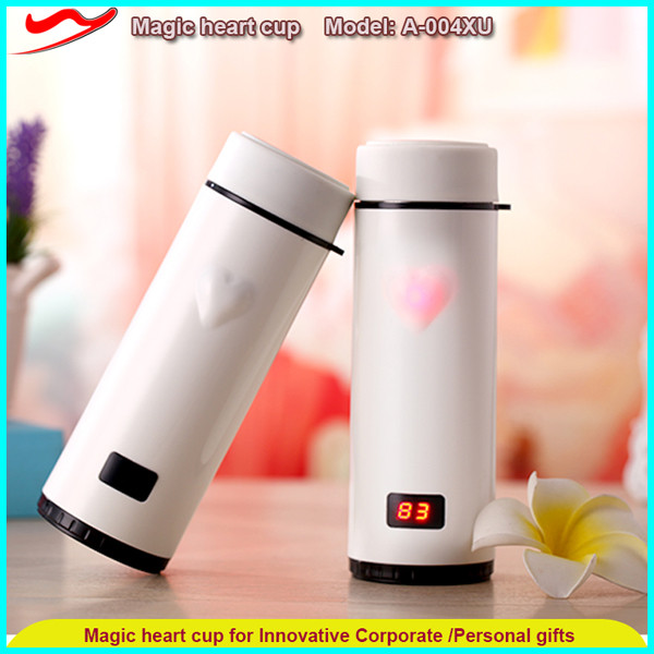 Innovative china gift items portable led light cup