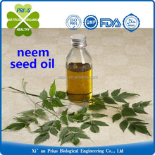 Organic Neem Seed Oil factory supply neem oil