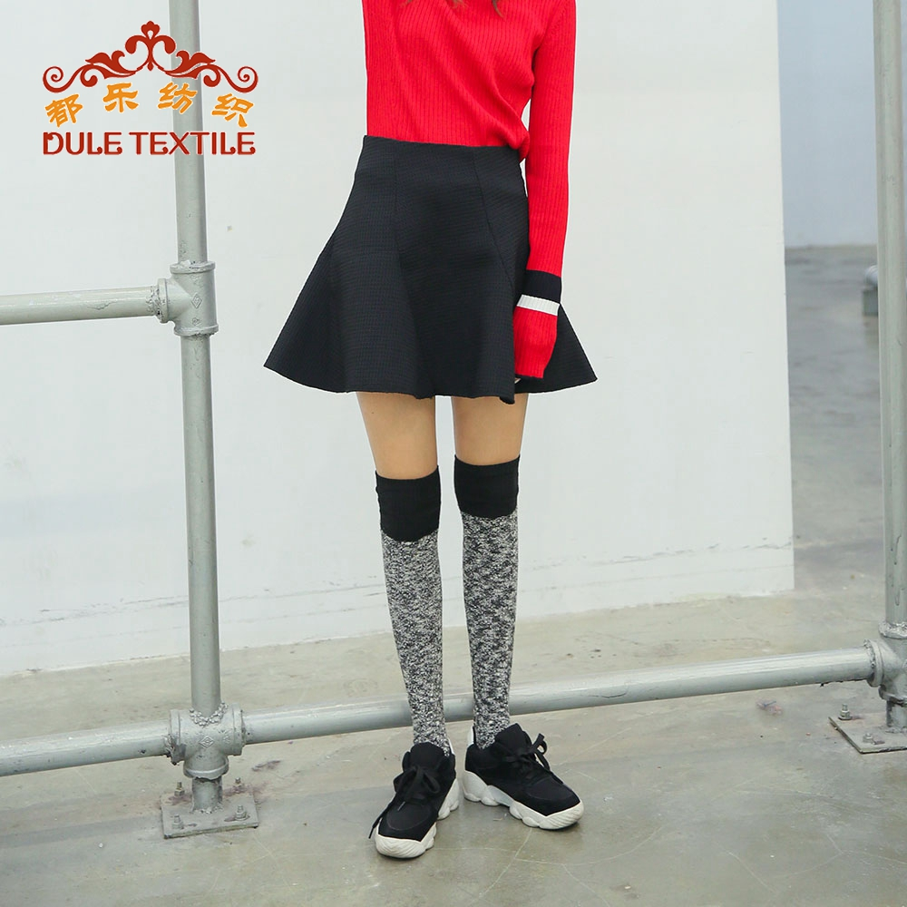 New products wholesale boot knitted knee high socks for women