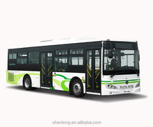 2017 New Design Intracity Bus with 30 seaters SLK6129(High Floor)