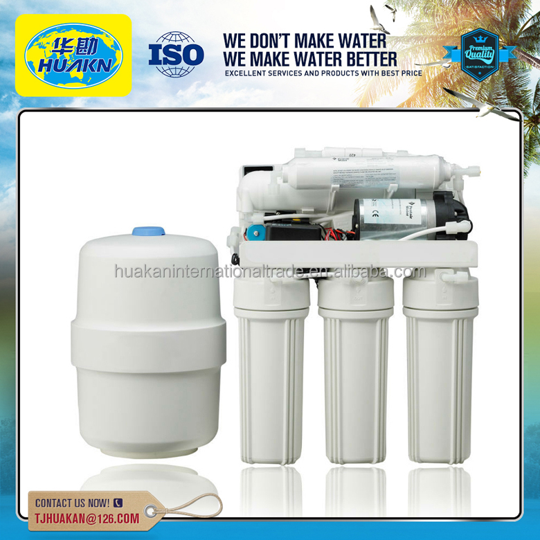 Houshold RO 6-stage water purifier and ro water purifier spare parts