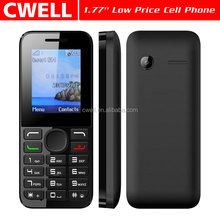 1.77 Inch Multi-colors 2G Unlocked Single SIM Card Cheap Mobile Phone ECON G900