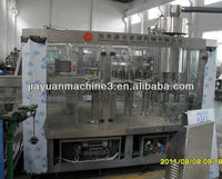 3-1 Carbonated soft drinks bottle manufacture machine