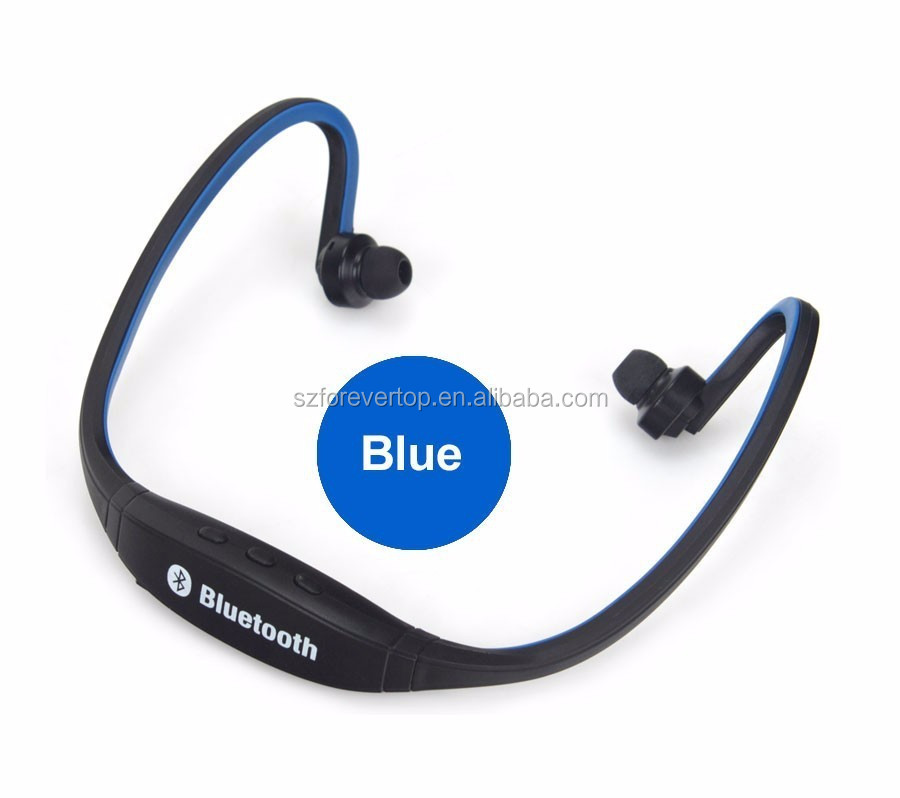 2016 Best selling cheap moneynew bluetooth earphone with earhook