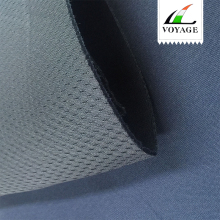 K159 Polyester Knit Backing 3D Spacer Mesh Fabric