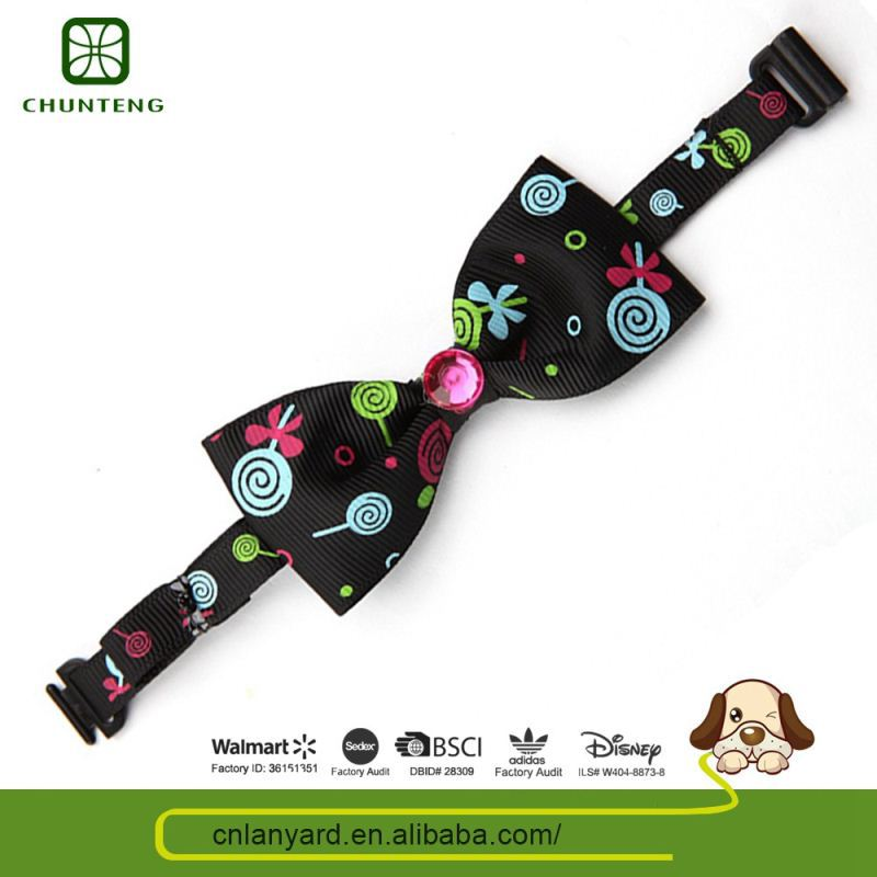 Highest Quality Custom Design Embellished Pets Product Pet Safety Collar