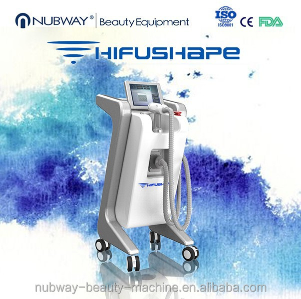Most Professional Ultrasonido Focused HIFU Machine For Fat Burning