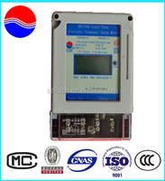 ac power supply electrical household digital counter meter