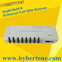 Quand Band,goip configuration, GoIP-8,VoIP Terminal