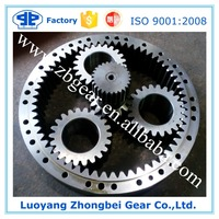 Hot Sale 20CrMnMo Spur gear Planetary gear Speed Reducer