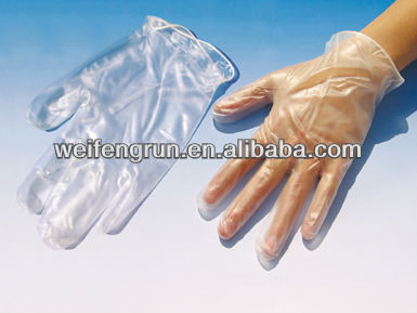 vinyl sterile surgical gloves