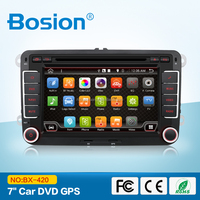 7 Inch Volkswagen Jetta Car Multimedia With GPS Navigation System Wifi 3G