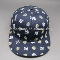 NEW STYLE FLAT BRIM CUSTOM FITTED SNAPBACK FITTED CAP STRETCH FITTED CAP