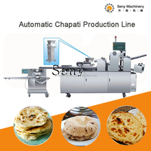 Commercial Chapati Roti Paratha Machine Automatic Bread Making Machine