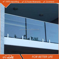 Balustrades & Handrails, stainless steel baluster post balcony railing designs