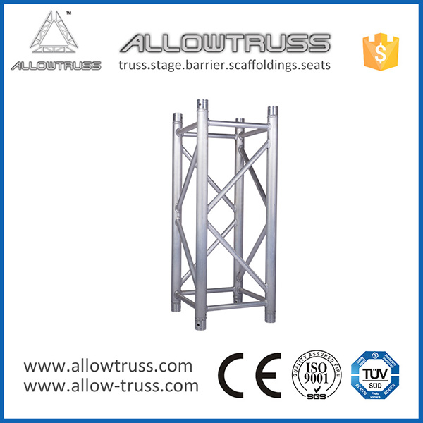 Will not rust crank stand for event lighting truss lifting tower