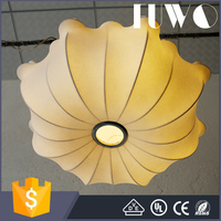 Wholesale Flat Silk Lantern Lamp Chandelier Creative Paragraph Club Hall Living Room Bedroom Restaurant Chandelier
