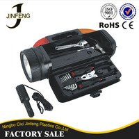 Hight quality hot selling multifunction CAR Emergency Spotlight Tool KIT