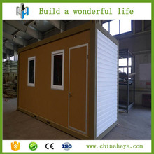 Cheap portable prefabricated shipping container houses