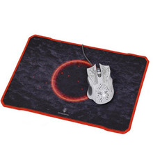 Tigerwingspad laptop stitched edges make your own natural rubber mouse pad factory