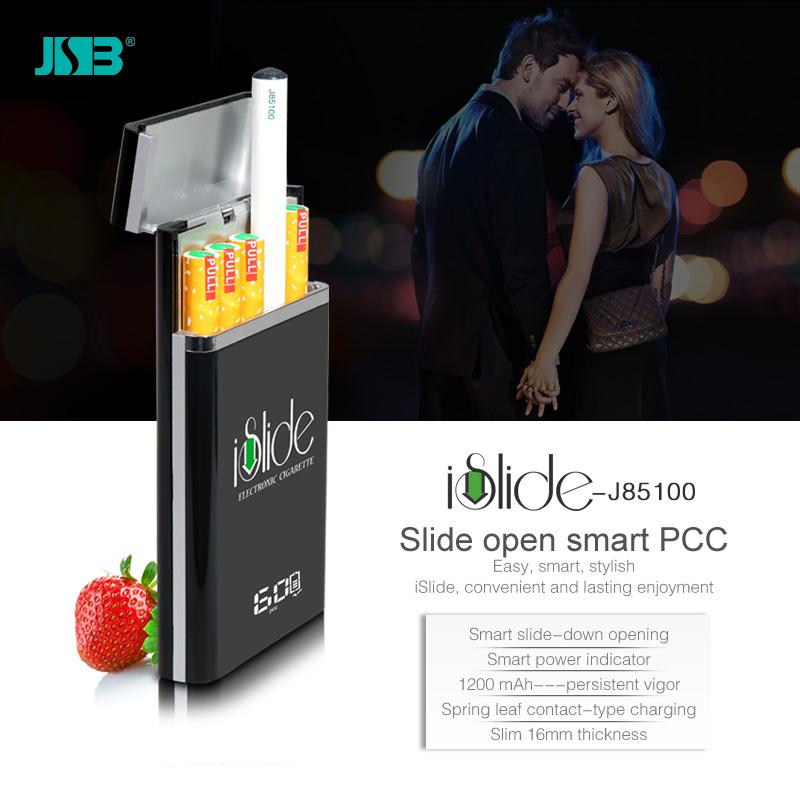New products smart ppc 1200mAh china import electronic cigarette, iSlide push button cigarette china suppliers