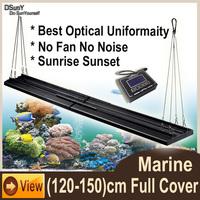 60 inch 5 feet led aquarium light sunrise and sunset led aquarium light