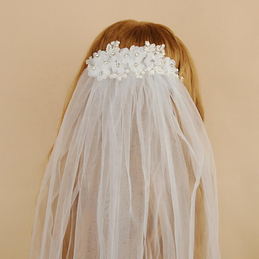 df7e30e2e5e China wedding veils wholesale 🇨🇳 - Alibaba