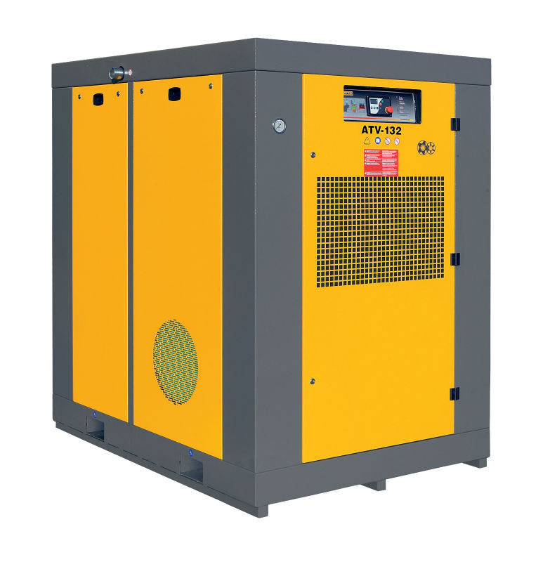 AIR SCREW COMPRESSORS