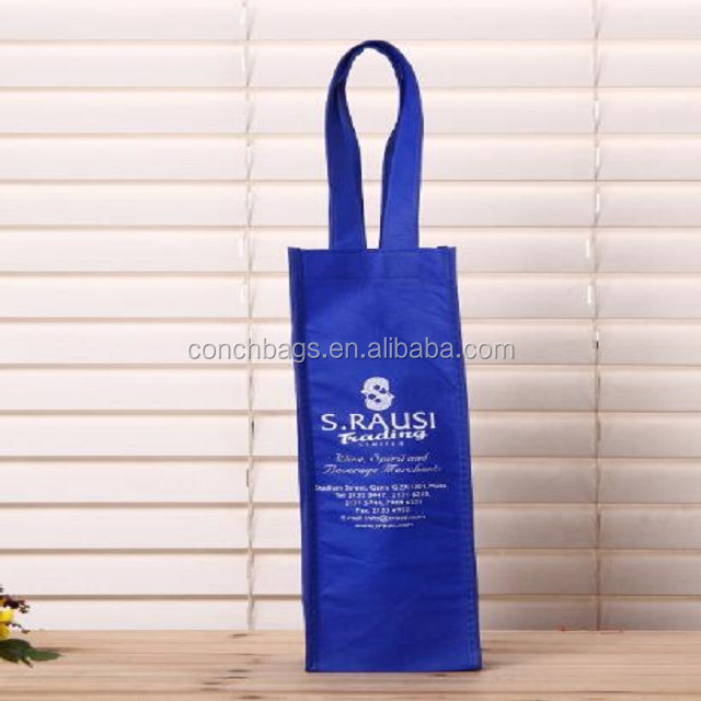 Wholesale Fashion eco non woven bag for UK supermarket