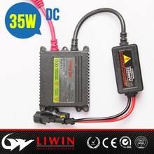 Liwin brand factory direct car hid ballast dimmable hid electronic ballast with dc