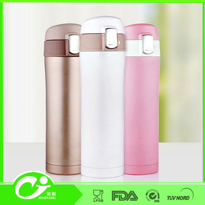bullet high quality cute 1000ML 304 SS stainless steel vacuum flask stopper