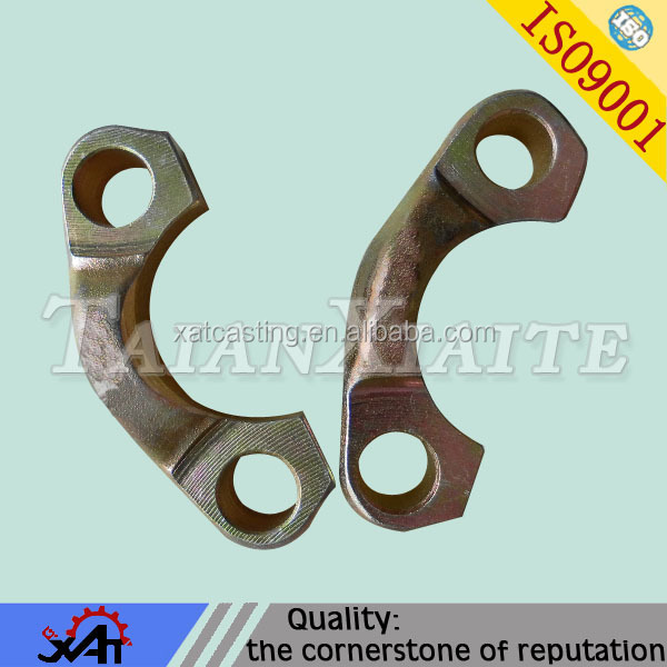 High performance lean manufacturing connecting rod,ductile iron,resin sand casting,auto parts,OEM service.