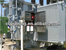 On-line transformer oil recycler machine of on-load taps change for transformer