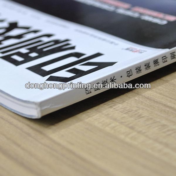 Preto polegadas magazine, revista de papel tamanhos, revista de distribuidores