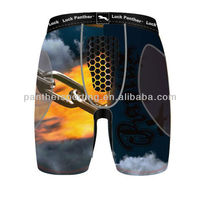 Wholesale High Performance MMA Shorts Printed Fighting Shorts for Men