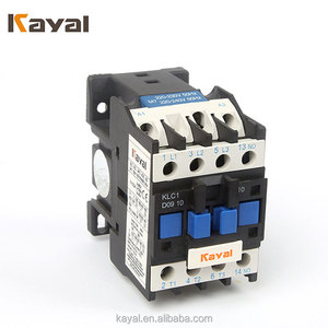 Gratis samples Silver point LC1D0910 Q6 60HZ high quality electrical AC magnetic contactor